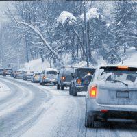 رانندگی در برف و یخ با خودروهای اتوماتیک